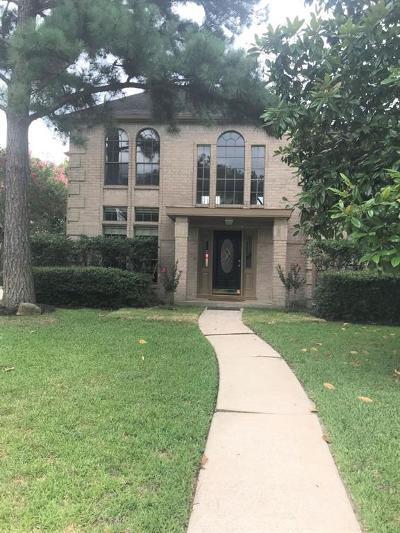 Houston Single Family Home For Sale: 14903 Inverrary Drive
