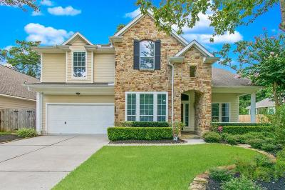 The Woodlands Single Family Home For Sale: 90 Fledgling Path Street