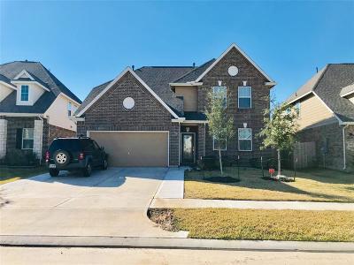 Houston TX Single Family Home For Sale: $352,500