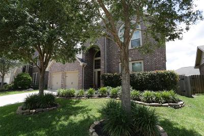 Katy Single Family Home For Sale: 26619 Fielder Brook Lane