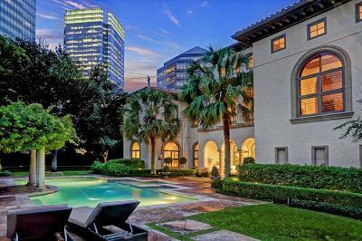 Houston Single Family Home For Sale: 5005 Cedar Creek Drive
