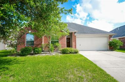 Pearland Single Family Home For Sale: 7508 Waterlily Lane