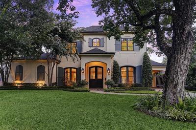 Houston Single Family Home For Sale: 7907 Meadow Lake Lane