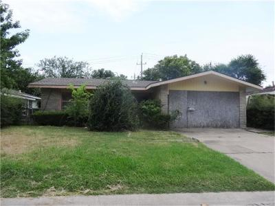 Galveston County Single Family Home For Sale: 19 Manor Way