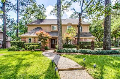 Spring Single Family Home For Sale: 9615 Enstone Circle