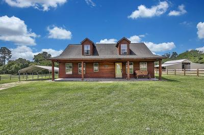 Magnolia Farm & Ranch For Sale: 41040 Community Road