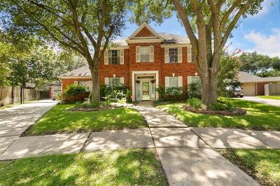 Sugar Land Single Family Home For Sale: 6003 Kelsey Place Court