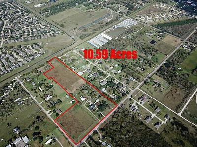 Pearland Residential Lots & Land For Sale: 4103 Bailey Avenue