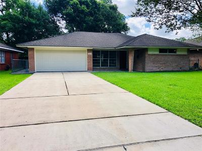 Harris County Rental For Rent: 10121 Oboe Drive