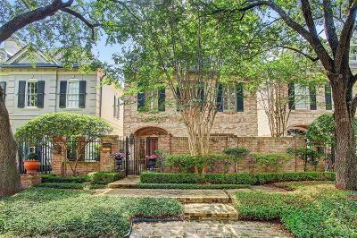 Houston Single Family Home For Sale: 2310 Briarglen Drive