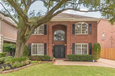 Houston Single Family Home For Sale: 4107 Childress Street