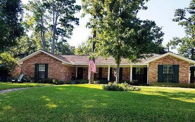 Spring Single Family Home For Sale: 8729 Burkhart Road