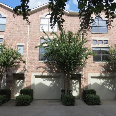 Houston Condo/Townhouse For Sale: 3501 Link Valley Drive #703