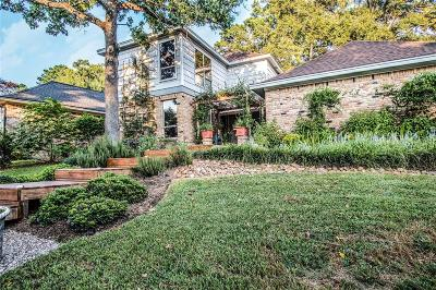 Conroe Single Family Home For Sale: 710 Palmer Drive