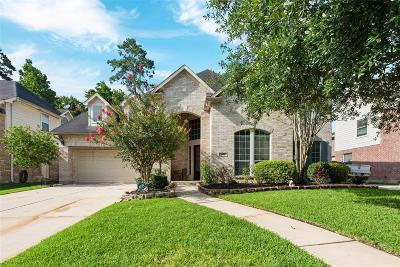 Humble Single Family Home For Sale: 7411 Auburn Oak Trail