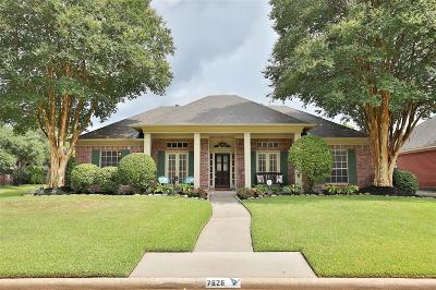 Houston TX Single Family Home For Sale: $274,800