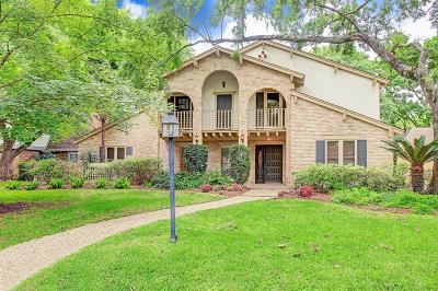 Houston Single Family Home For Sale: 822 Soboda Court