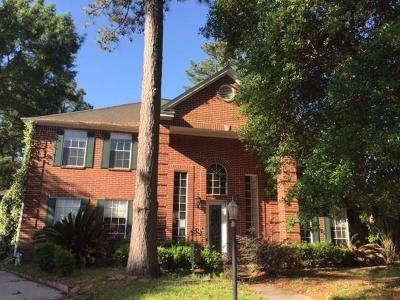 Spring Single Family Home For Sale: 17107 Carriage Dale Court