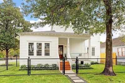 Houston Single Family Home For Sale: 410 Tabor Street