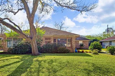 Houston Single Family Home For Sale: 4071 Merrick Street