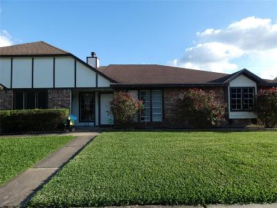 Harris County Single Family Home For Sale: 19507 Lazy Valley Drive