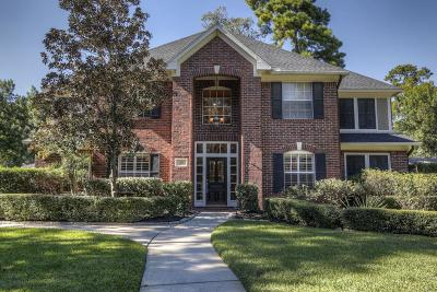 The Woodlands Single Family Home For Sale: 29 Night Rain Court