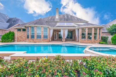 Katy Single Family Home For Sale: 25306 Springwood Lake Drive