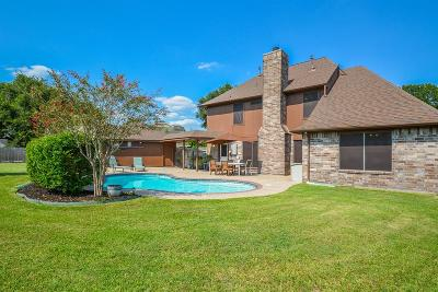 Sugar Land Single Family Home For Sale: 819 W Green Belt Drive