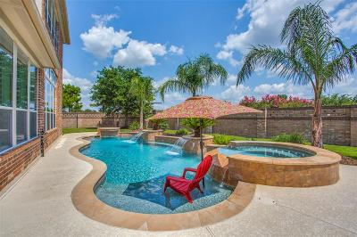 Katy TX Single Family Home For Sale: $570,000