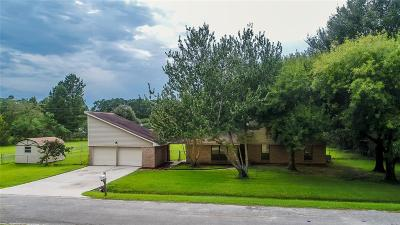 Crosby TX Single Family Home For Sale: $229,999