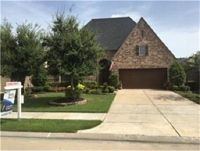 Fulshear Single Family Home For Sale: 27127 Ashley Hills Court