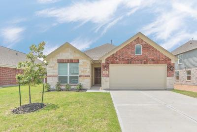 Rosenberg Single Family Home For Sale: 2926 Country Clearing