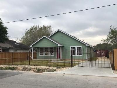 Houston Single Family Home For Sale: 320 N Carolina Street