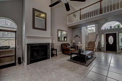 Galveston County, Harris County Single Family Home For Sale: 13018 Meadowline Drive