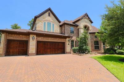 The Woodlands Single Family Home For Sale: 22 E Double Green Circle