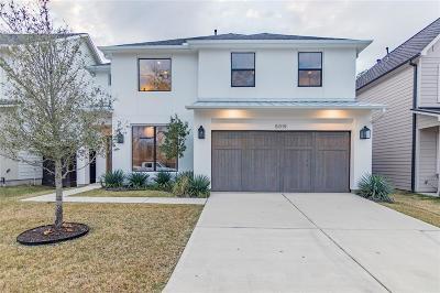 Houston Single Family Home For Sale: 5019 Bayou Ridge