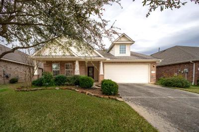 Spring Single Family Home For Sale: 9614 Brackenton Crest Drive
