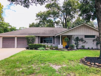 Houston Single Family Home For Sale: 10430 Barwood Drive