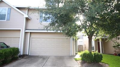 Pasadena Single Family Home For Sale: 2606 Mill Creek Drive