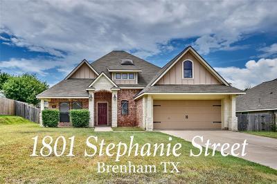 Washington County Single Family Home For Sale: 1801 Stephanie Street