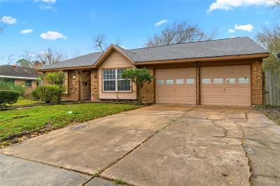 Houston Single Family Home For Sale: 15714 Sea Lark Road