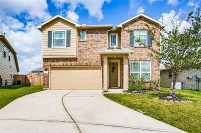 Galveston County, Harris County Single Family Home For Sale: 2411 Lakecrest Terrace Court