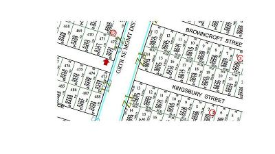 Houston Residential Lots & Land For Sale: 5131 Kingsbury Street