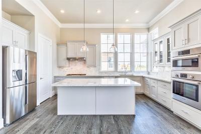 Single Family Home For Sale: 3414 Timbergrove Oaks