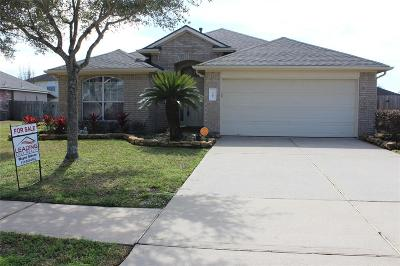 Pearland Single Family Home For Sale: 7306 Shade Court