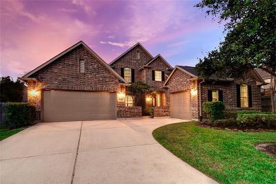 Humble Single Family Home For Sale: 17118 Mariposa Grove Lane