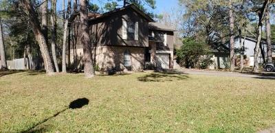 Houston Single Family Home For Sale: 2103 Lake Creek Drive