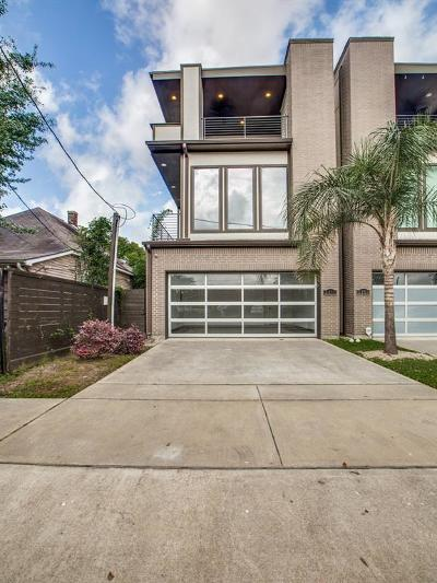 Montrose Single Family Home For Sale: 2310 Converse Street