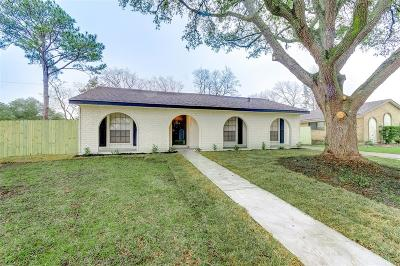 Houston Single Family Home For Sale: 11203 Sagemeadow Lane