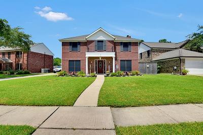 Pasadena Single Family Home For Sale: 7103 Redwood Falls Drive